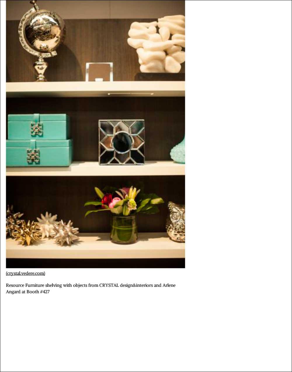 Architectural Digest Home Design Show Recap - Vedere Blog